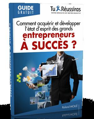 adopter l'état d'esprit des entrepreneurs à succès