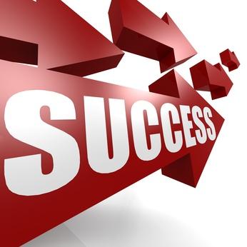 Les principes du succès, le succès est un état d'esprit